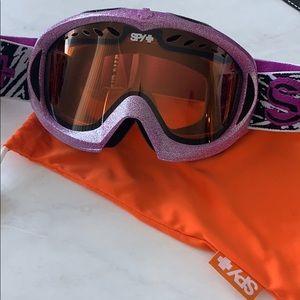 Juniors SPY ski snowboard goggles